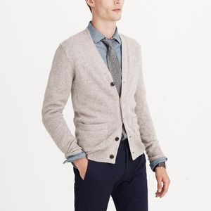J Crew Softspun Slim Fit Cardigan